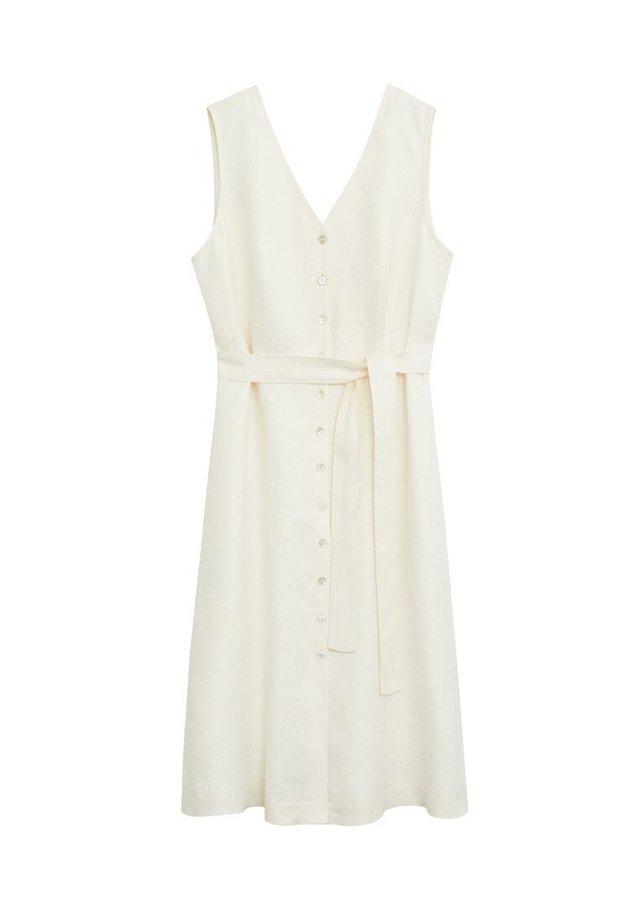 GALLITO - Korte jurk - cremeweiß