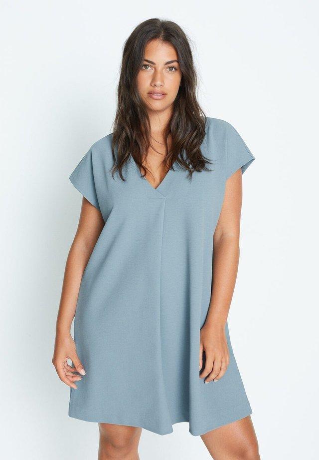 VIVIAN - Korte jurk - blau
