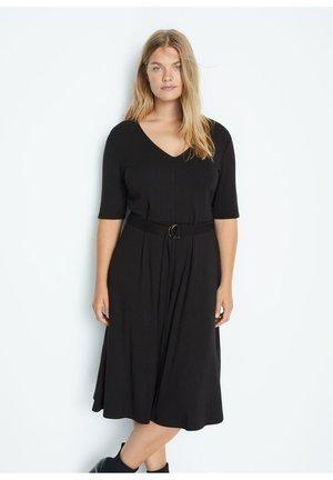 Robe d'été - schwarz