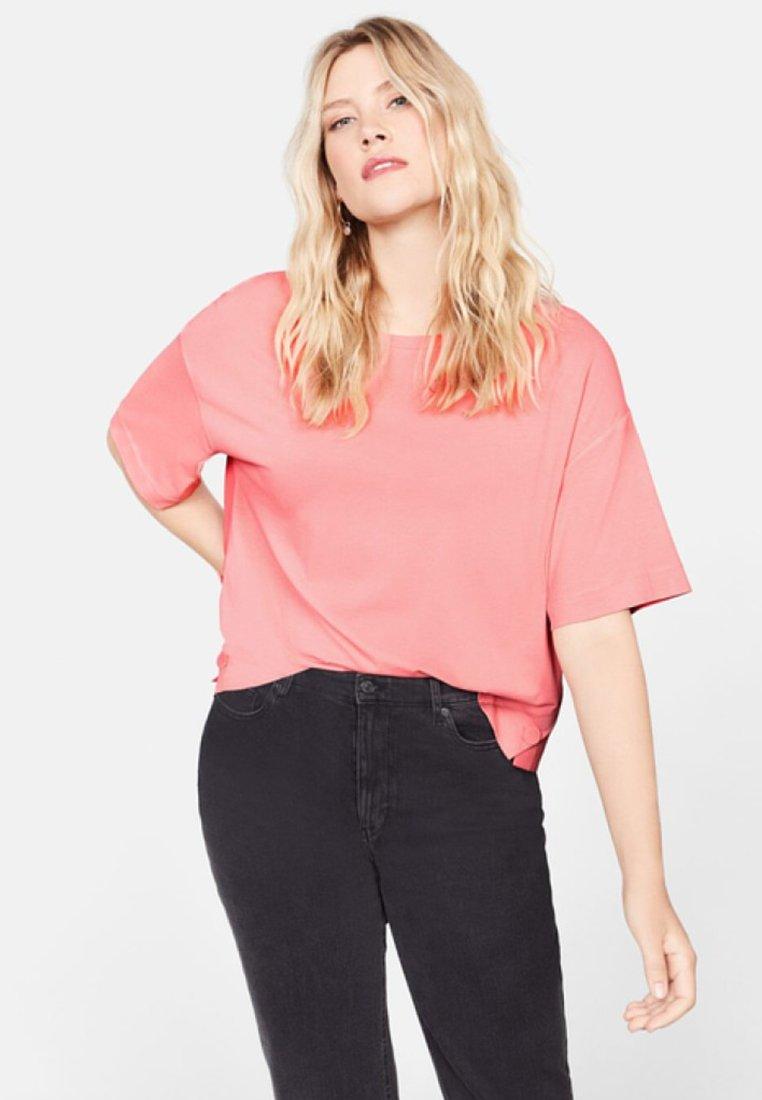 Violeta by Mango - SIMON - Camiseta básica - pink