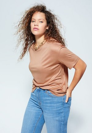 SALMA - T-shirts basic - rosa