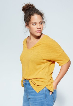 YOKO - T-shirt imprimé - gelb