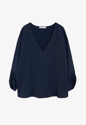 RODIFRU - Camiseta de manga larga - dunkles marineblau