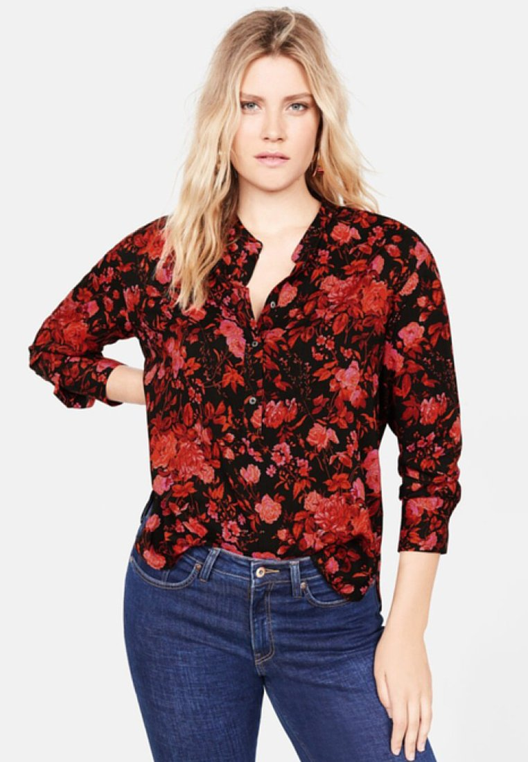Violeta by Mango - RED - Bluse - red