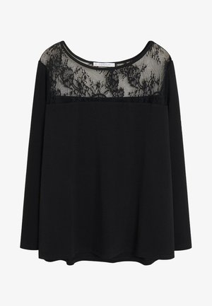RELACE - Camicetta - black