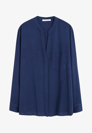 RUTH - Blouse - dark navy blue