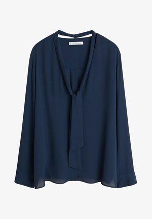 MACRO - Skjortebluser - dark navy blue