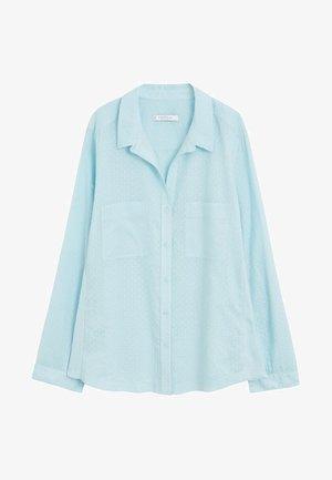 PLANAF6 - Skjortebluser - himmelblau
