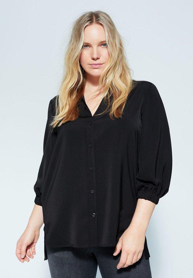 NEGRI - Skjortebluser - schwarz
