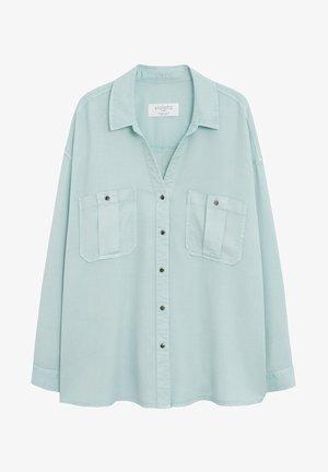 APRILE - Skjorte - pastellgrün