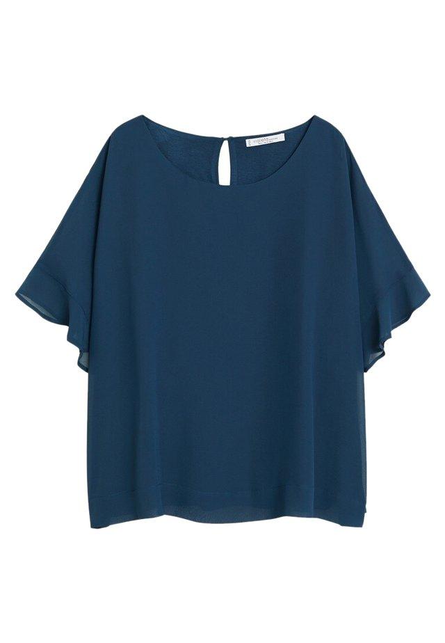 CAPA - Bluser - bleu marine