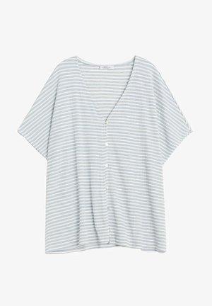 BIMBO - T-shirts basic - bleu ciel