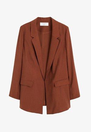 FLEW - Krótki płaszcz - caramel