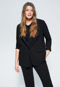 Violeta by Mango - LEONOR - Blazer - black - 0