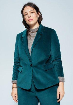 JADE - Blazer - smaragdgrün