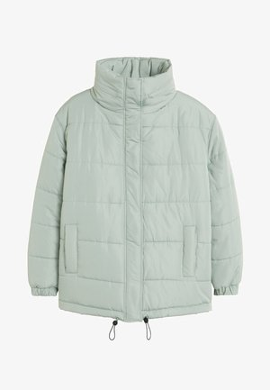 KISUMI - Winter jacket - wassergrün