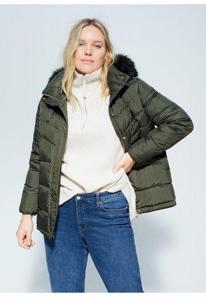 ERNI - Vinterkåpe / -frakk - khaki