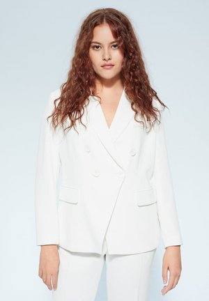 VERONIKA - Blazer - white