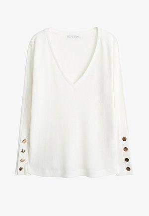 NEVADA - T-shirt à manches longues - cream