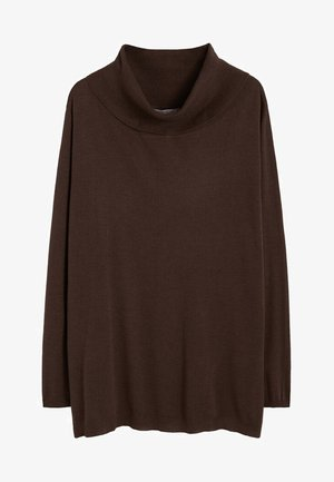REST - Sweter - chocolate