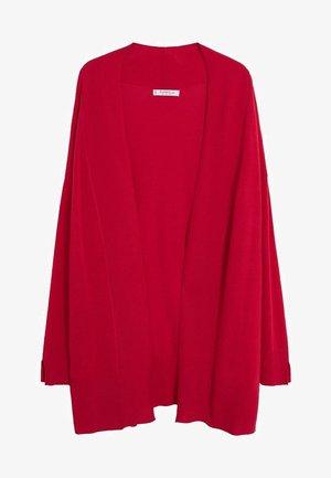 LISA - Gilet - cherry red