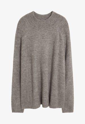 MULAN - Sweter - medium brown