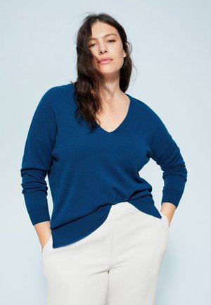 MERE - Pullover - night blue