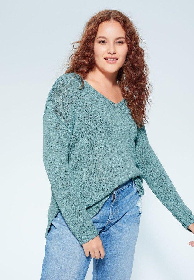 UMAS - Sweter - wassergrün