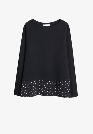 JASMINE - Sweatshirt - black
