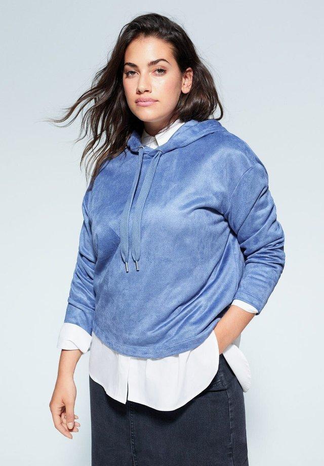 LINA - Hættetrøjer - blau