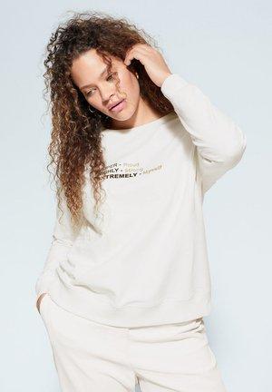 EXTREME - Sweatshirt - weiß