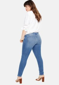 Violeta by Mango - ANDREA - Jeans Skinny - blue - 2