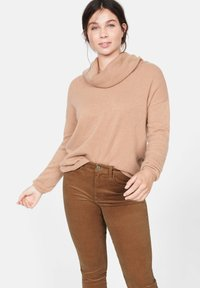 Violeta by Mango - PANI - Pantalon classique - brown - 3