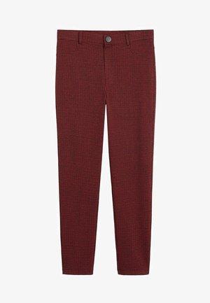 ROMA - Pantaloni - red