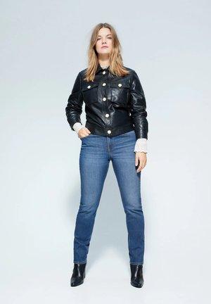 SUSAN - Jeansy Slim Fit - dark blue