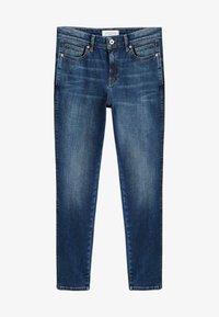 Violeta by Mango - IRENE - Jeans Skinny Fit - dark blue - 5