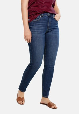 SUSAN - Jean slim - medium blue