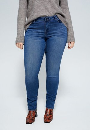 VALENTIN - Jeans Skinny - medium blue