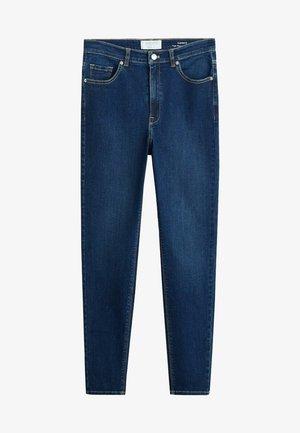 LORENA - Slim fit jeans - dark blue