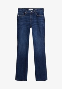 Violeta by Mango - MARTHA - Slim fit jeans - dark blue - 4