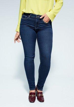 VALENTIN - Jeans Skinny Fit - dark blue