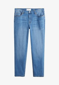 Violeta by Mango - RELAXED FIT JEANS ELY - Relaxed fit jeans - mittelblau - 4