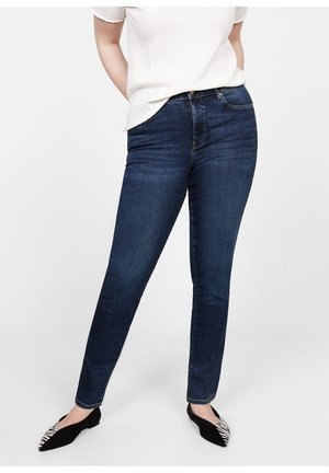 VALENTIN - Jeans slim fit - dunkelblau