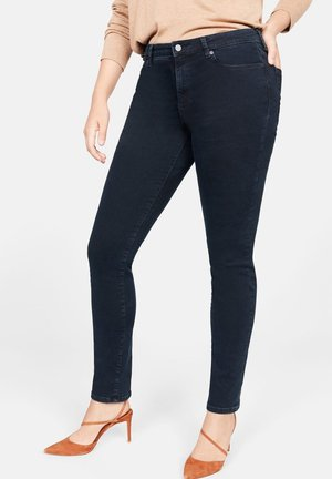 VALENTIN - Slim fit jeans - intensives dunkelblau