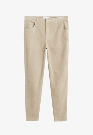 JANE - Jeans Slim Fit - beige