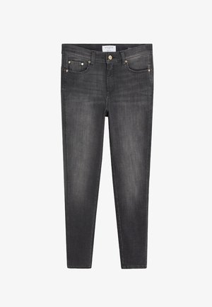 IRENE - Slim fit jeans - denim grau