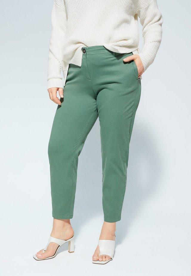 PEPI - Pantaloni - pastellgrün