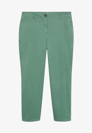 PEPI - Pantalones - pastellgrün