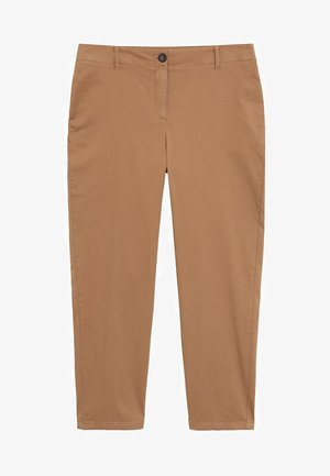PEPI - Pantalon classique - brown