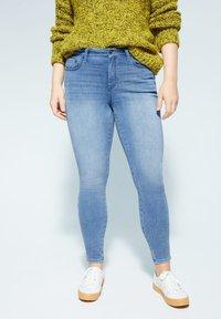 Violeta by Mango - IRENE - Jeans Skinny Fit - hellblau - 0